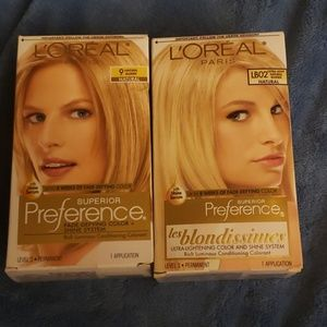 L'oreal Superior Preference Blonde Hair Color